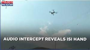 Pakistan's Role In Drone Attack Nailed; Audio Intercept Reveals ISI Hand