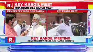 KDA Leaders Demand Restoration Of Article 370; Statehood To Ladakh In Meet With MoS Reddy