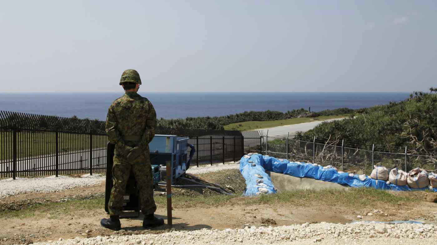 Japan Sees Taiwan Clash As Serious Threat To Its Security