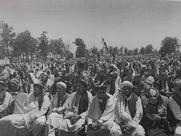 Tribal Leaders Organise Rally In Afghanistan's Kandahar In Support Of Democracy, Peace Process