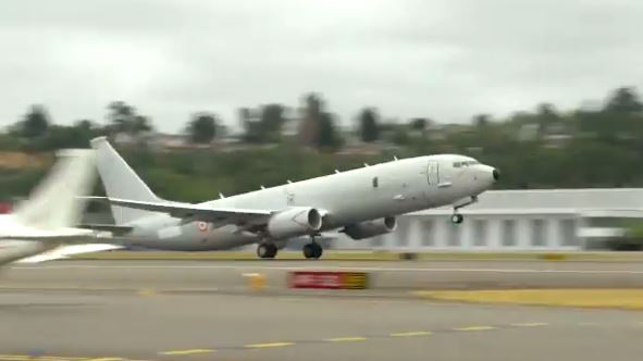 Boeing Delivers 10th P-8I Maritime Reconnaissance Aircraft To Navy