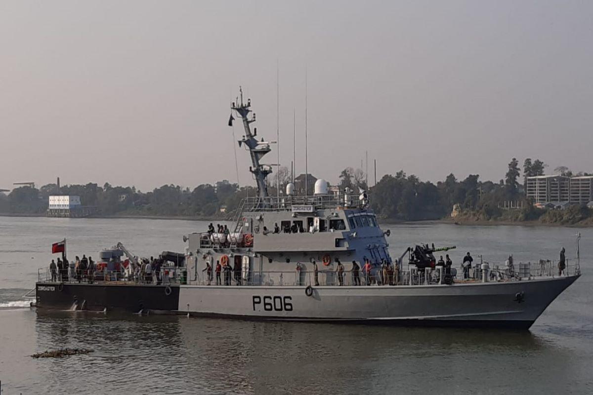 GRSE Kolkata Bags Order For Supply Of Patrol Boats To Bangladesh