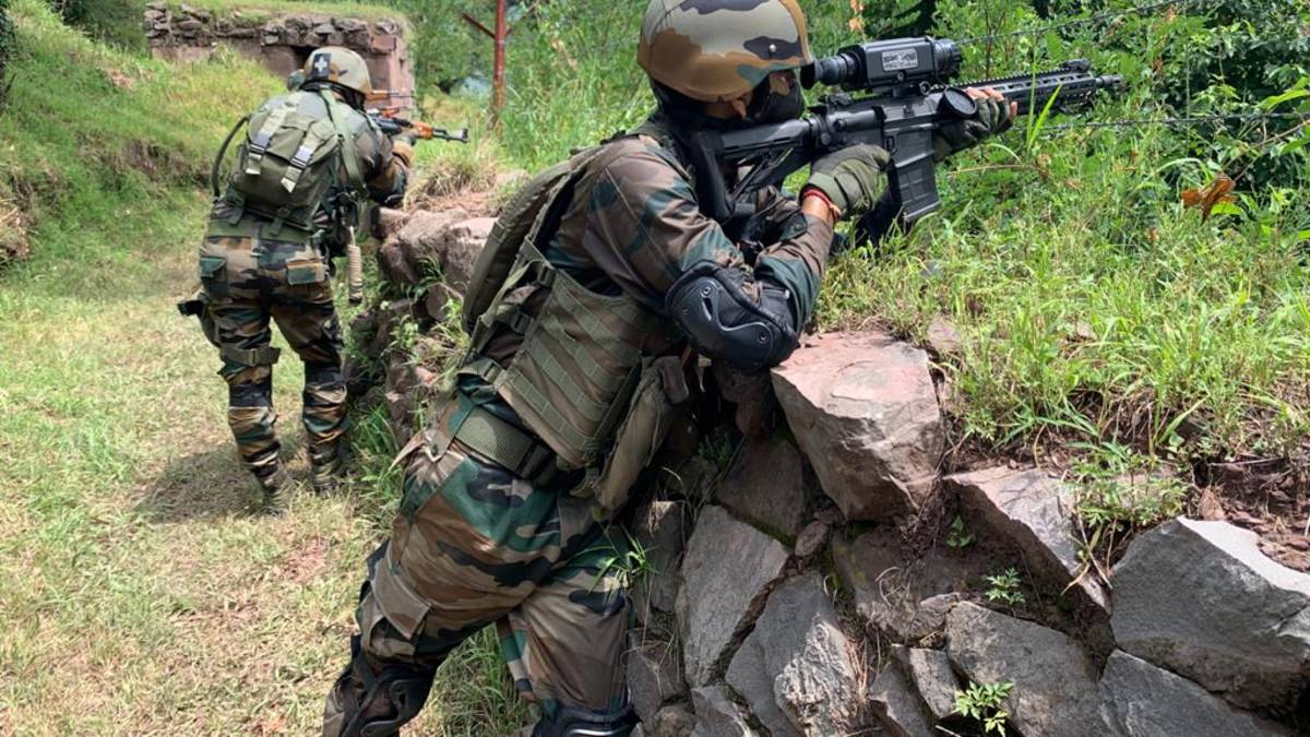LoC, Cameras, Action — How Hi-Tech Equipment is Helping Indian Army Guard the Border Better