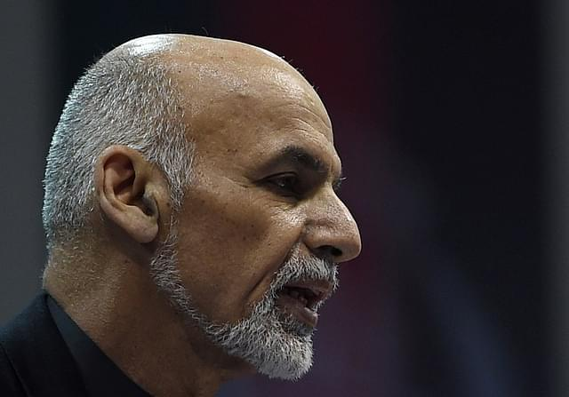 Our Goal is not Winning Militarily but a Political Settlement for Lasting Peace: Afghanistan President Ashraf Ghani