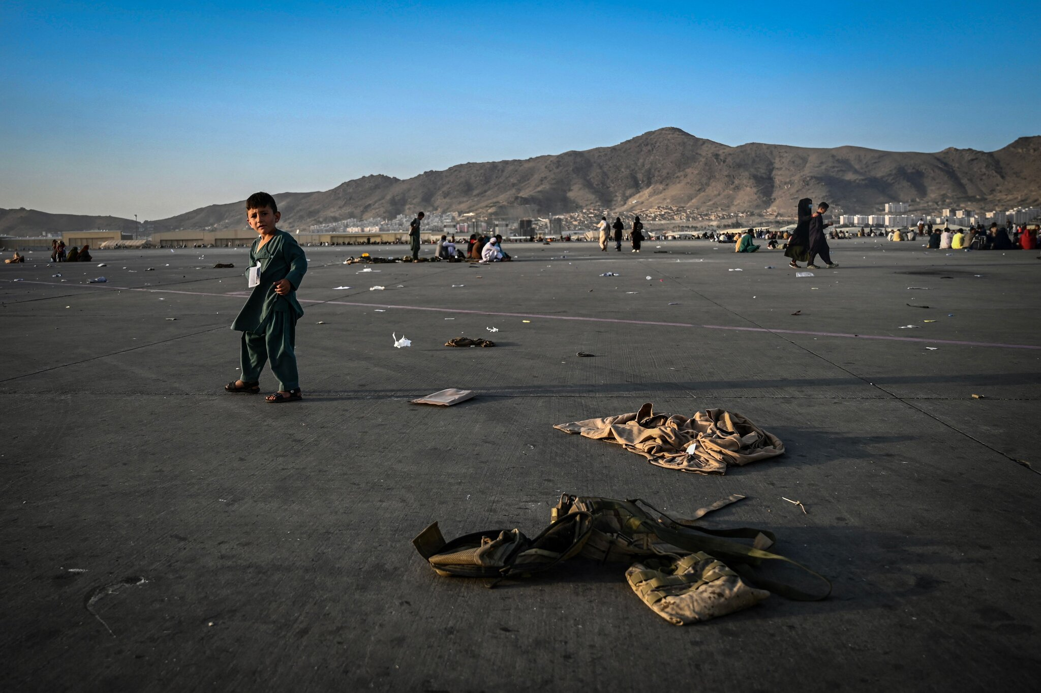 Hunted by the Taliban, U.S.-Allied Afghan Forces Are in Hiding