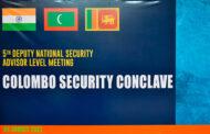 India-Maldives-Sri Lanka Forge Four Pillars of Security Ties
