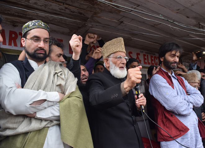 Both factions of Hurriyat Conference likely to be banned under UAPA: Officials