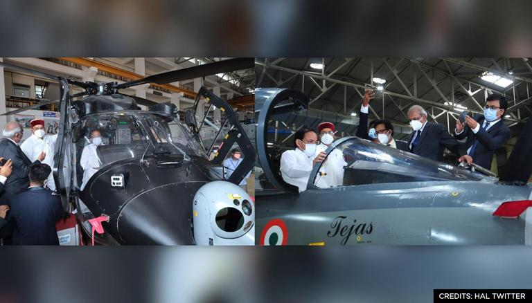Vice President Calls For Developing Indigenous Technologies For Aerospace, Defence Sectors