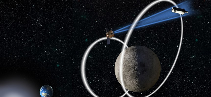 If China and the US Claim the Same Moon-Base Site, Who Wins?