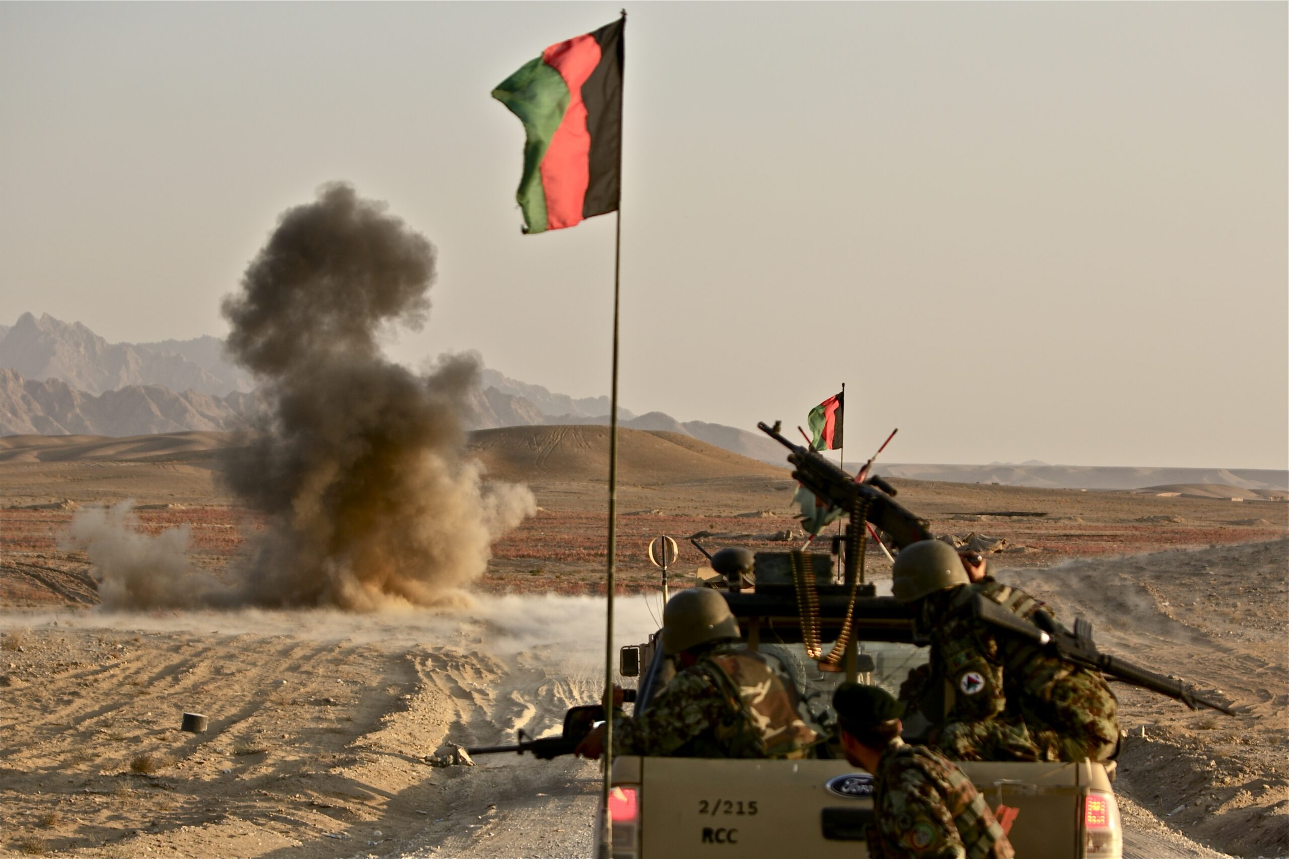 Afghanistan Hostage to Chaos