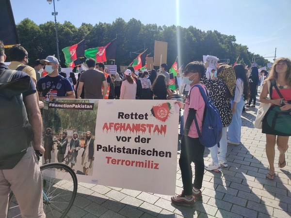 Anti-Pakistan protest erupts across world against its proxy role in Afghanistan, helping Taliban