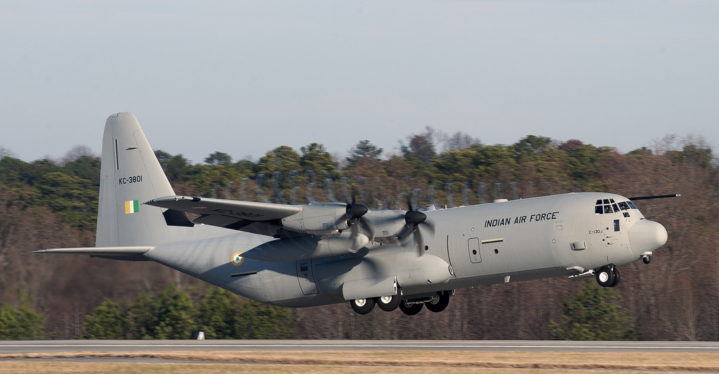 Lockheed Martin Bags Maintenance Contract of  IAF's Super Hercules Airlifter Fleet