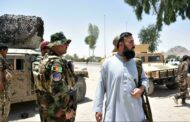 Fighting rages in Afghanistan as US, UK accuse Taliban of massacring civilians in border district