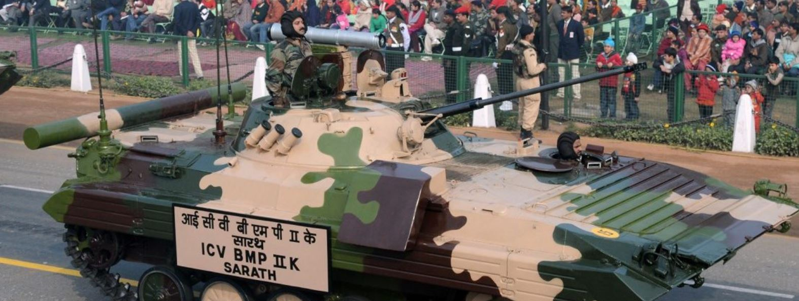 Indian Army Initiates Indigenous Upgrade of Infantry Combat Vehicles