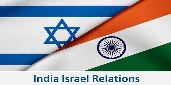 Strategic Partnership Between India And Israel