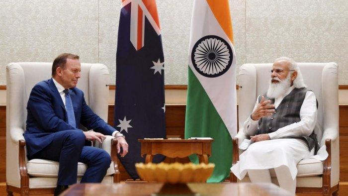China Wary Australia's Sharp India Turn