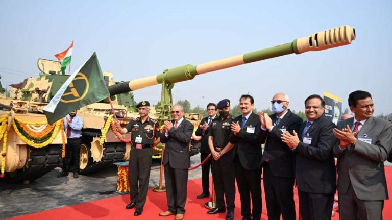 Trials in Ladakh a Success, Army Looks at Ordering 40 More K9 Vajra Howitzers for Mountains