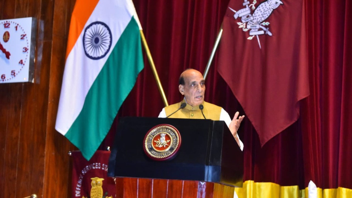Want Solution Through Dialogue, Won't Compromise: Rajnath Singh on Border Row with China