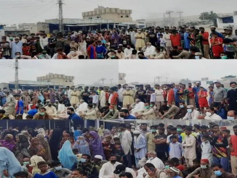 Fishermen Lead Anti-Pak Protests in Balochistan, Demand Rights, Jobs