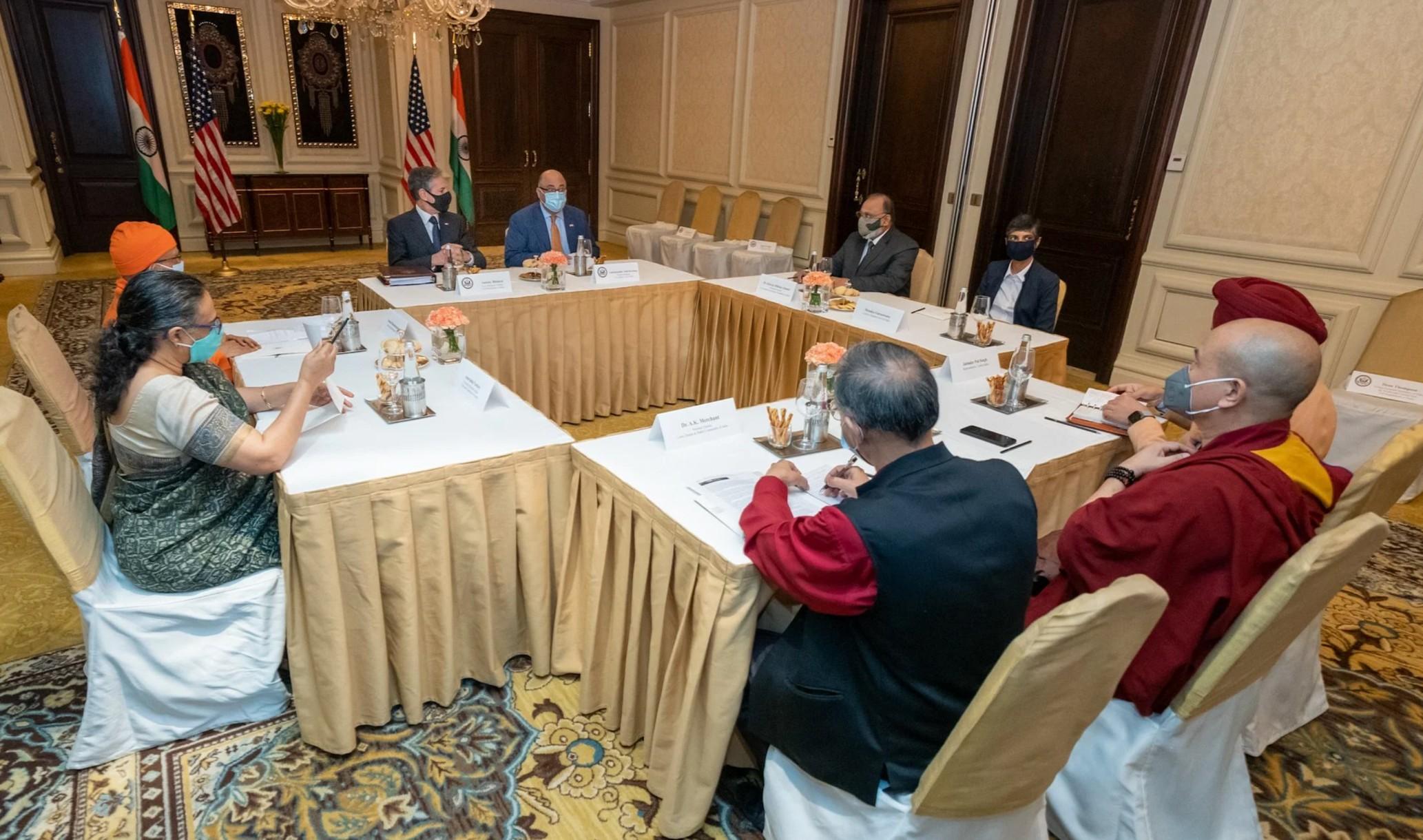 China Sees Dalai Lama as Biggest Enemy, Says Former Interpreter of the Dalai Lama Who Met US Secretary of State