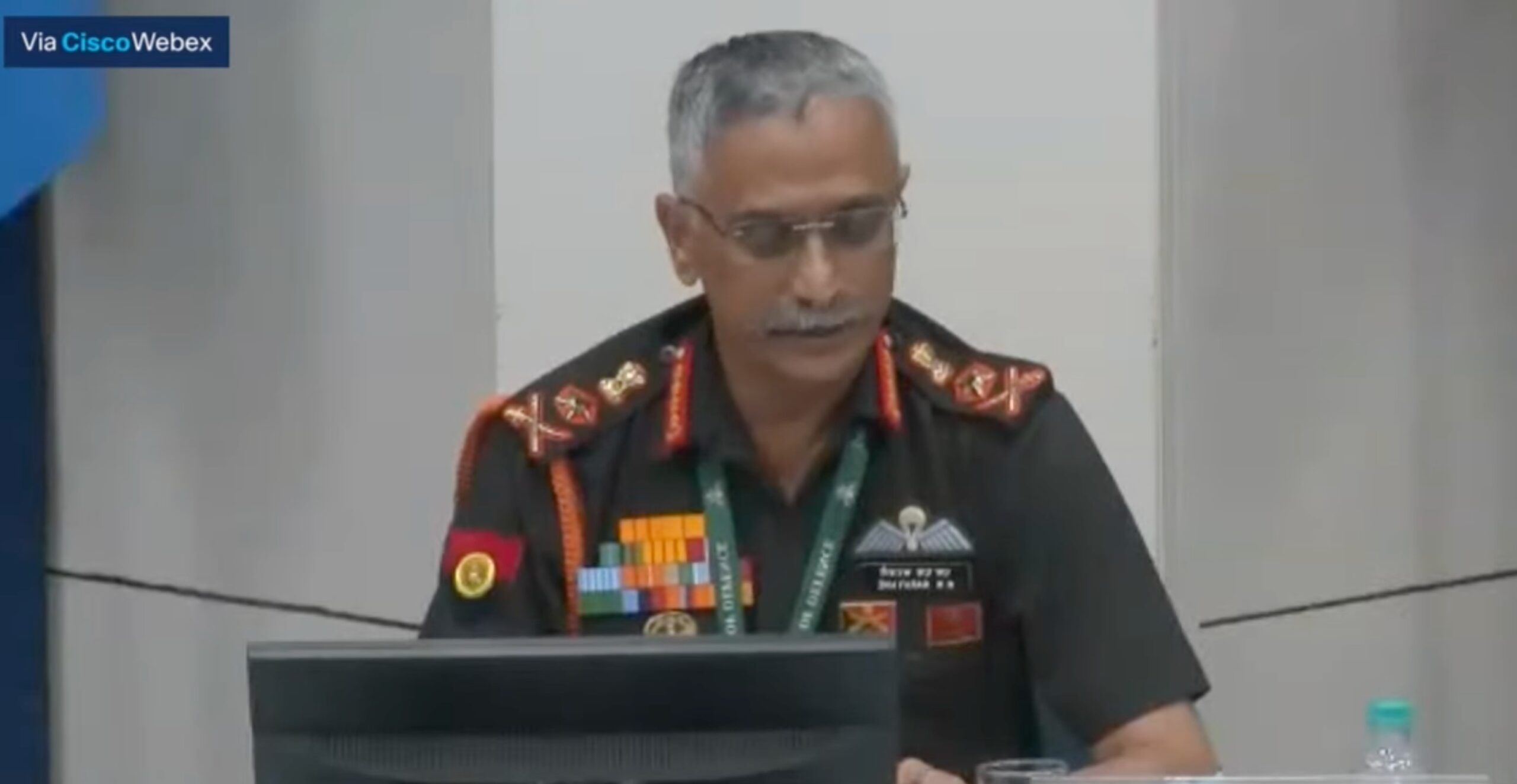 Army Chief on Transformation Imperatives for Indian Army in  Coming Decades