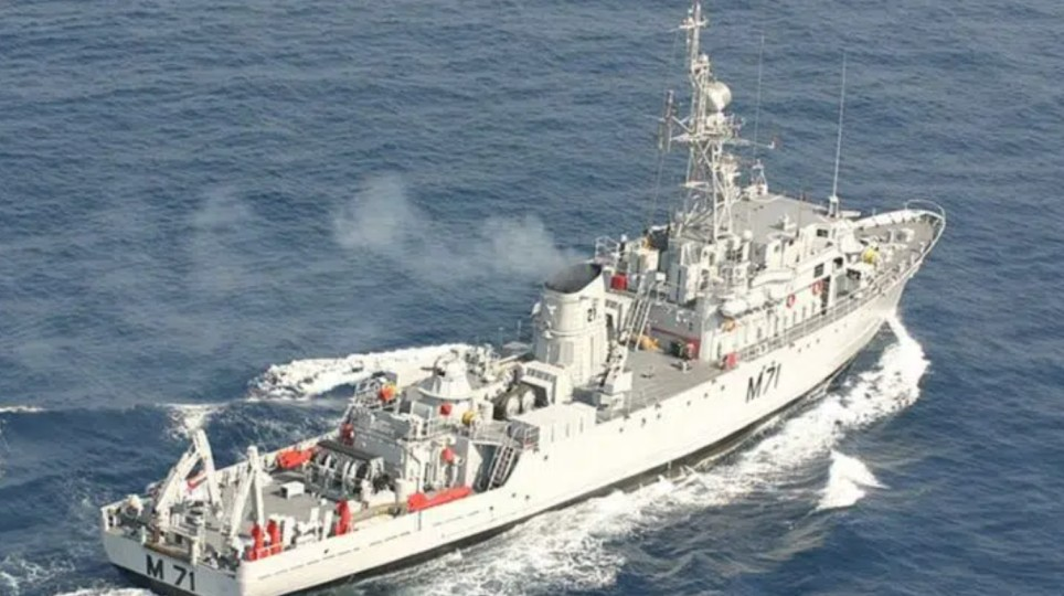 India Issues RFI for Four Used Mine Countermeasure Vessels