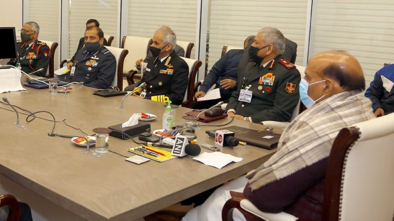 Quality of India's military leadership under test. Moral fibre can overcome political bias