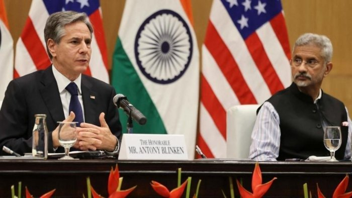 Antony Blinken's Delhi Visit a Message to China