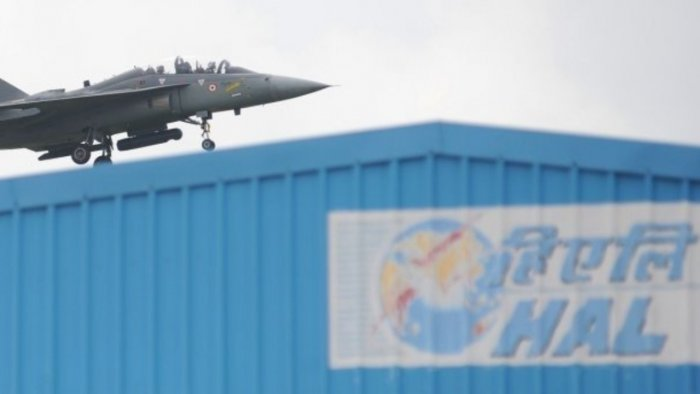HAL signs contract worth Rs 5,375 crore with GE Aviation for supply of engines for Tejas aircraft