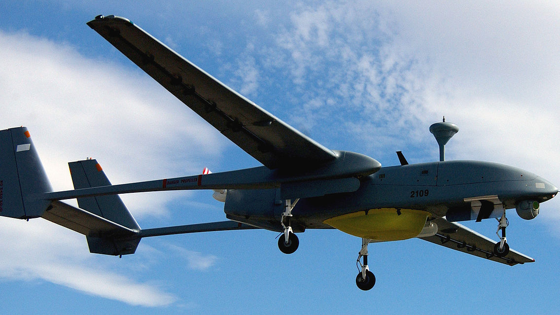Project Cheetah Set to Take Off, India to Get Upgraded & Armed Drones From Israel
