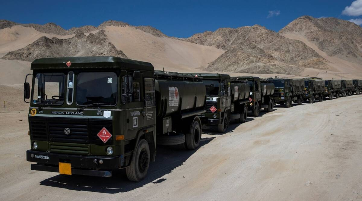 Ladakh standoff: India, China agree to disengage from a key patrol point