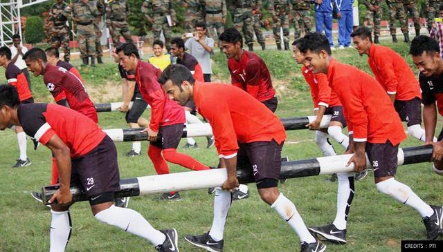 Indian Army's 101 Member Contingent to Participate in International Army Games at Russia