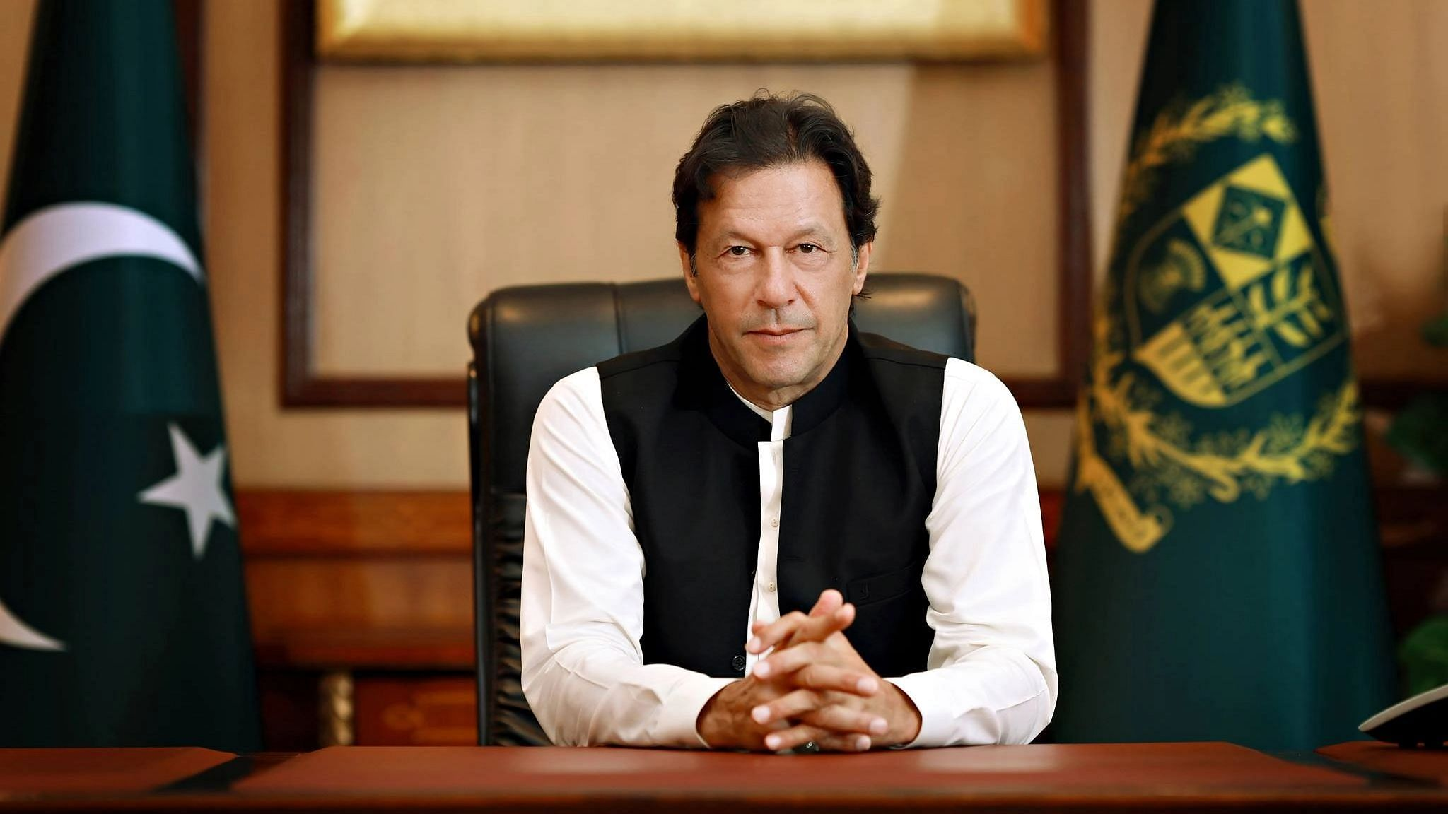 US Decided India as Strategic Partner, Treats Pakistan Differently: Imran Khan