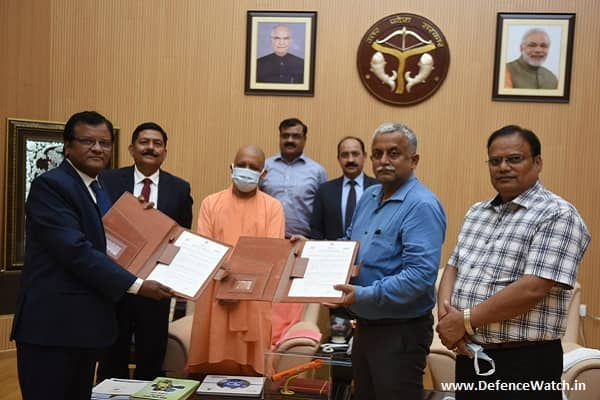 BDL to invest in UP Defence Corridor, signs MoU with UPEIDA