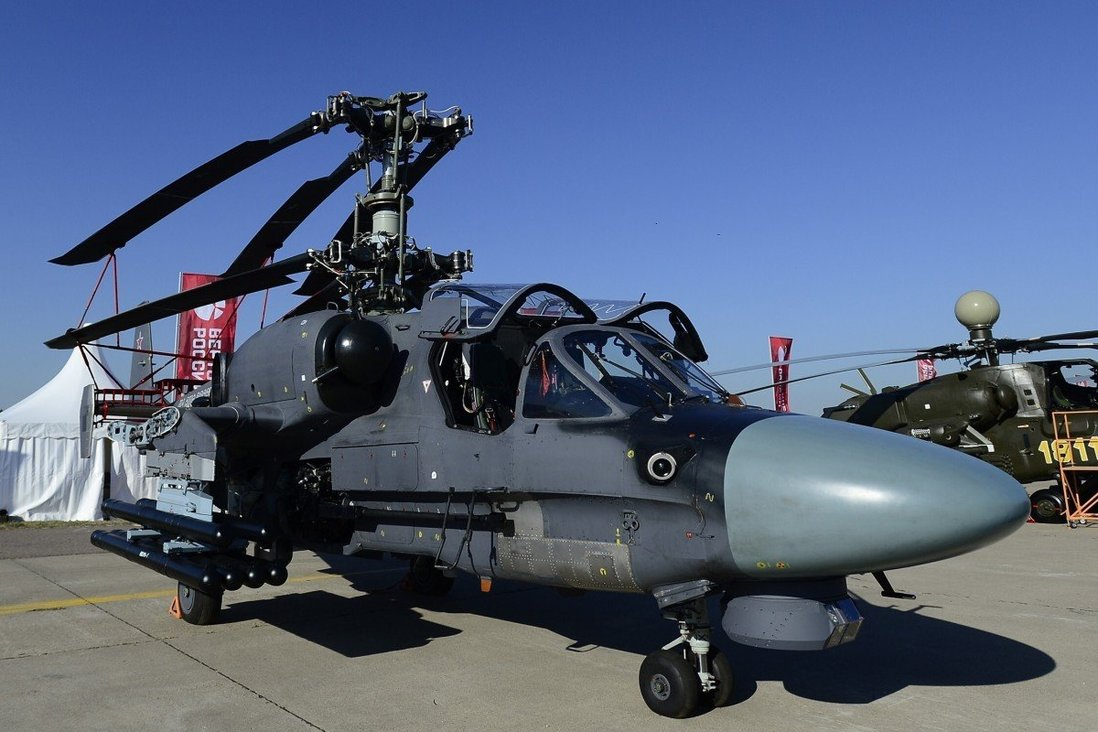 China military: PLA in market for Russian Ka-52K heavy attack helicopters