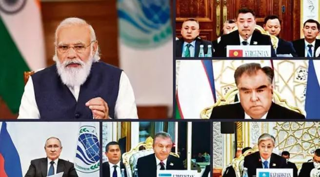 Afghanistan power change not inclusive: Modi to SCO