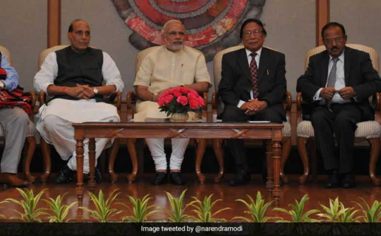 Naga Group Invited To Delhi To Continue Talks, Says Nagaland Chief Minister