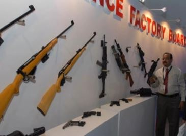 Government dissolves Ordnance Factory Board, transfers employees and assets to 7 PSUs