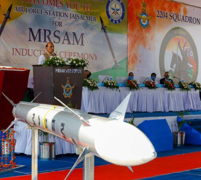 Indian Air Force Gets Deadly Indo-Israeli Missile System
