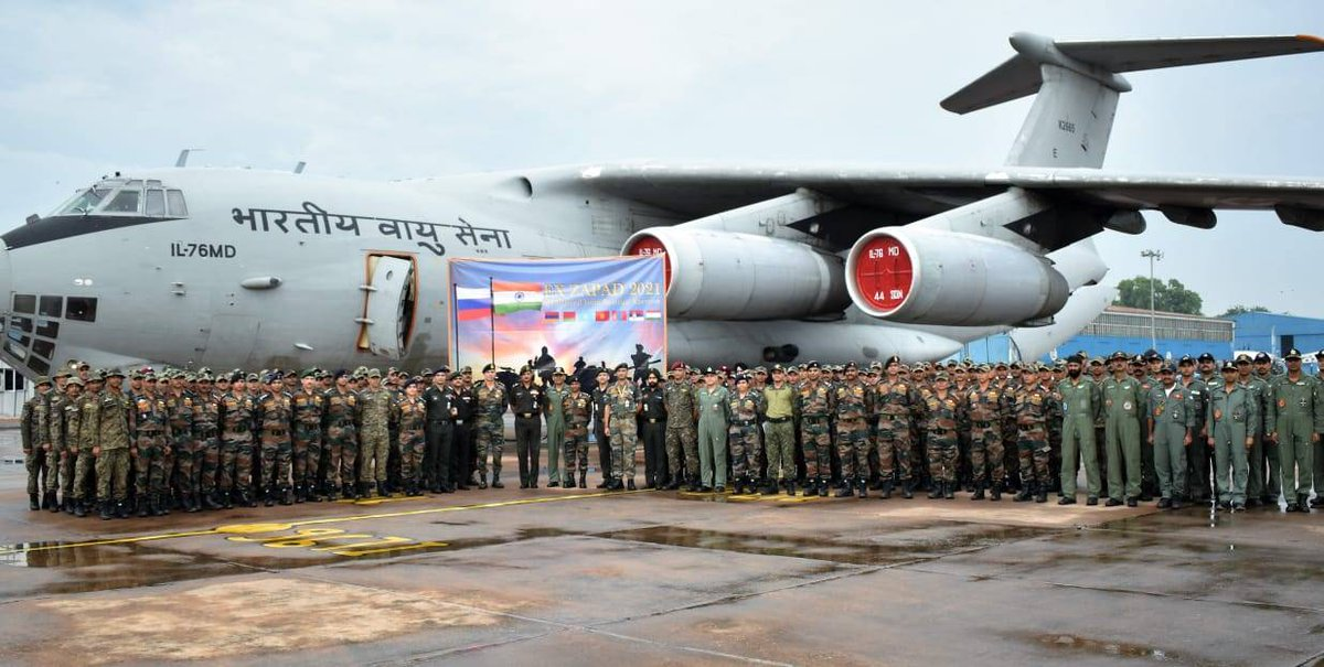 Indian Army to Participate in Multi-Nation Military Exercise in Russia