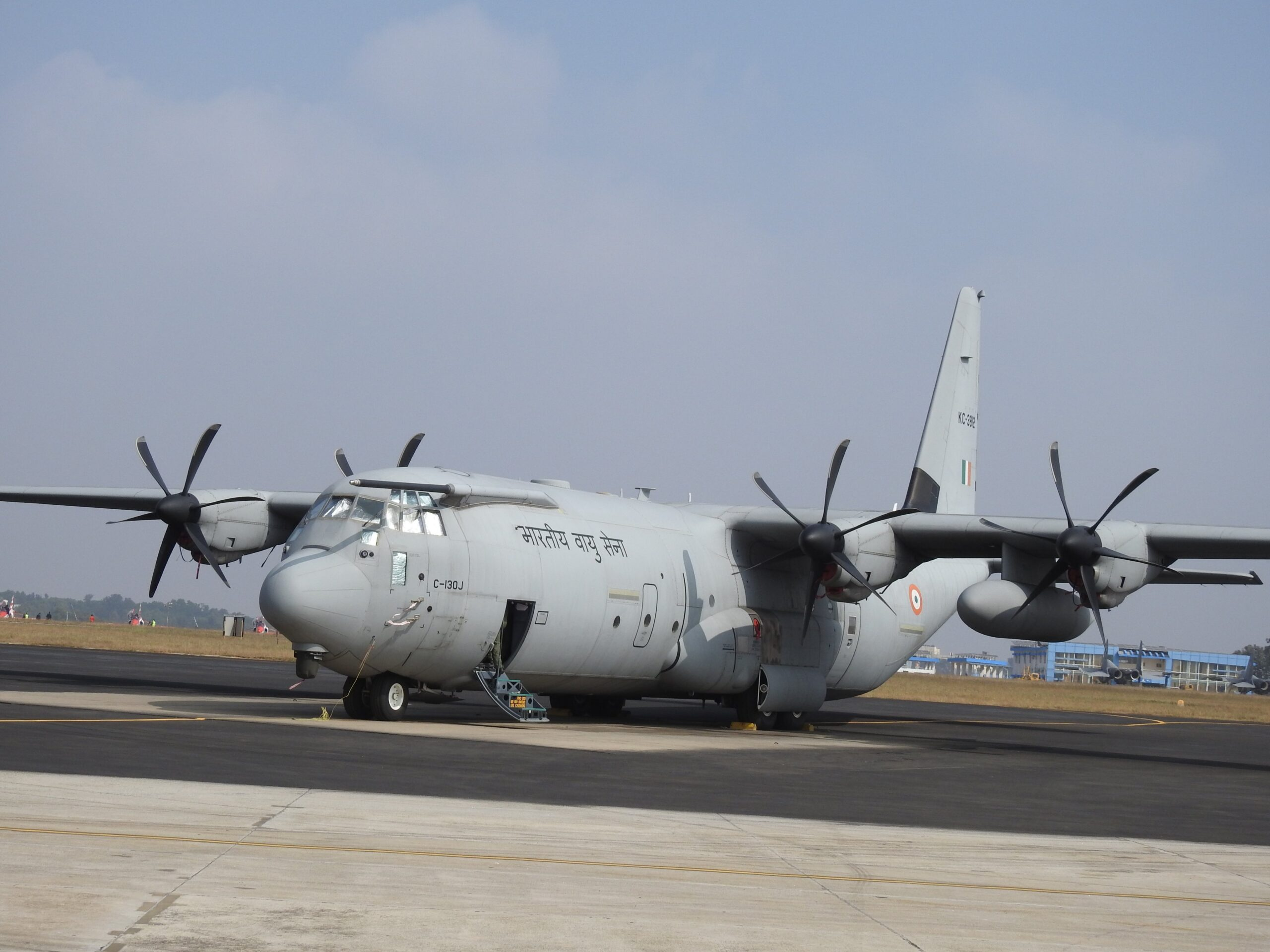 Tata Lockheed Martin Delivers 150th C-130J Super Hercules Airlifters
