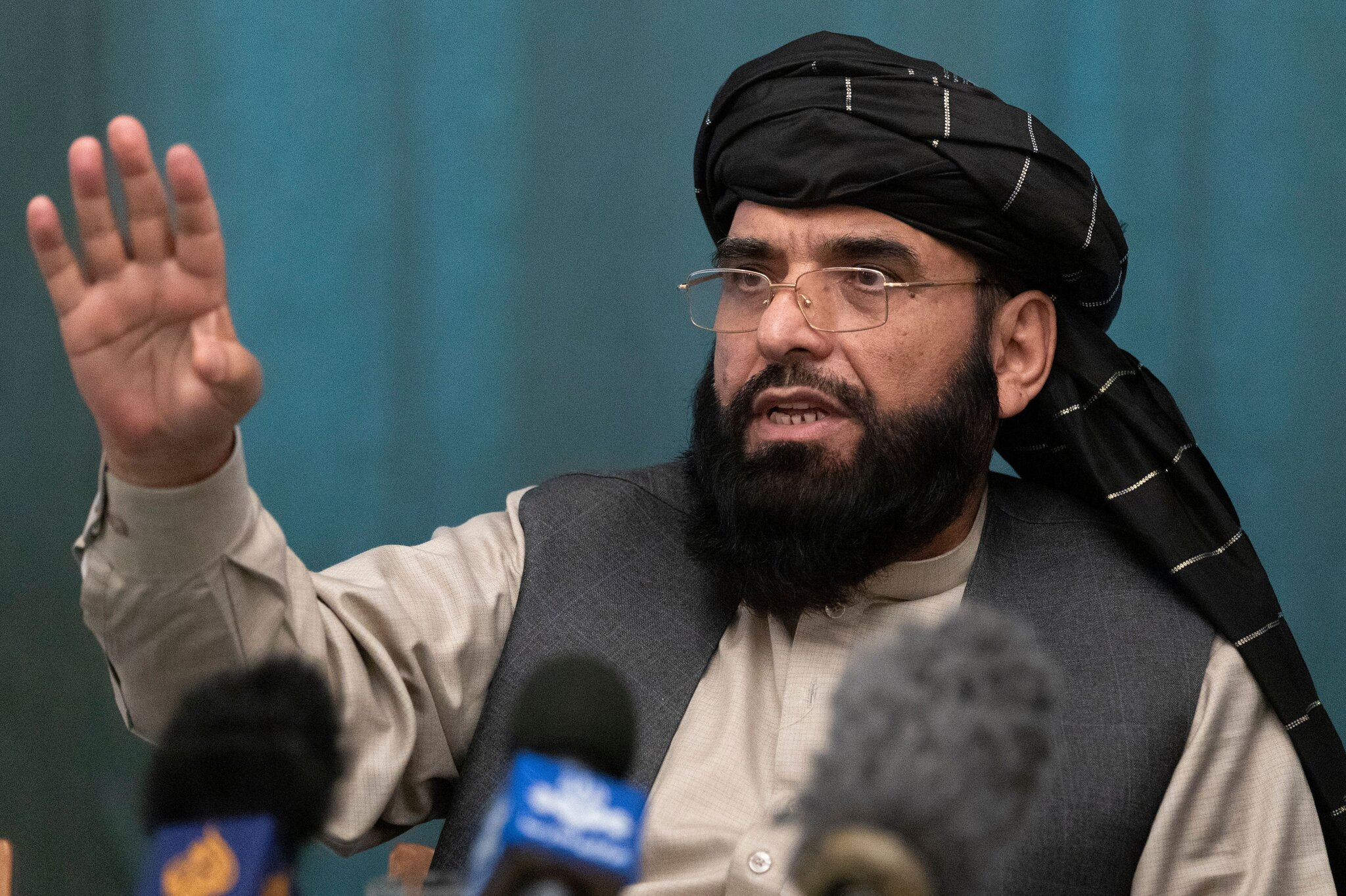 The Taliban nominate a U.N. envoy, complicating a quandary for the General Assembly.