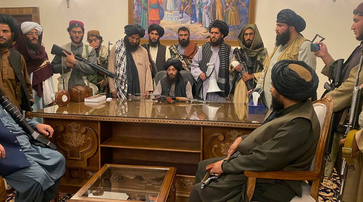 Afghanistan Regained by Taliban