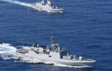 Indian and Algerian Navies Carry Out Maiden Exercise