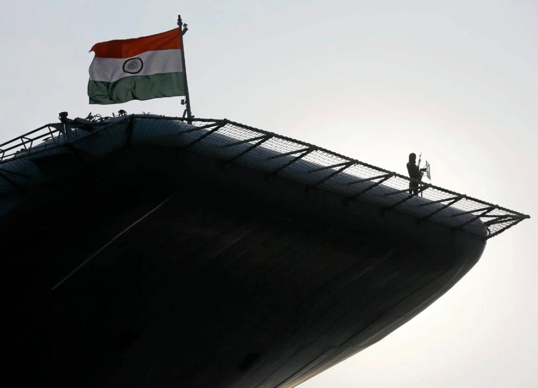 No More Russian Aircraft Carriers for the Indian Military