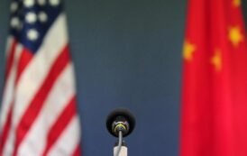 CIA Creates China Center To Shift To Great Power Competition