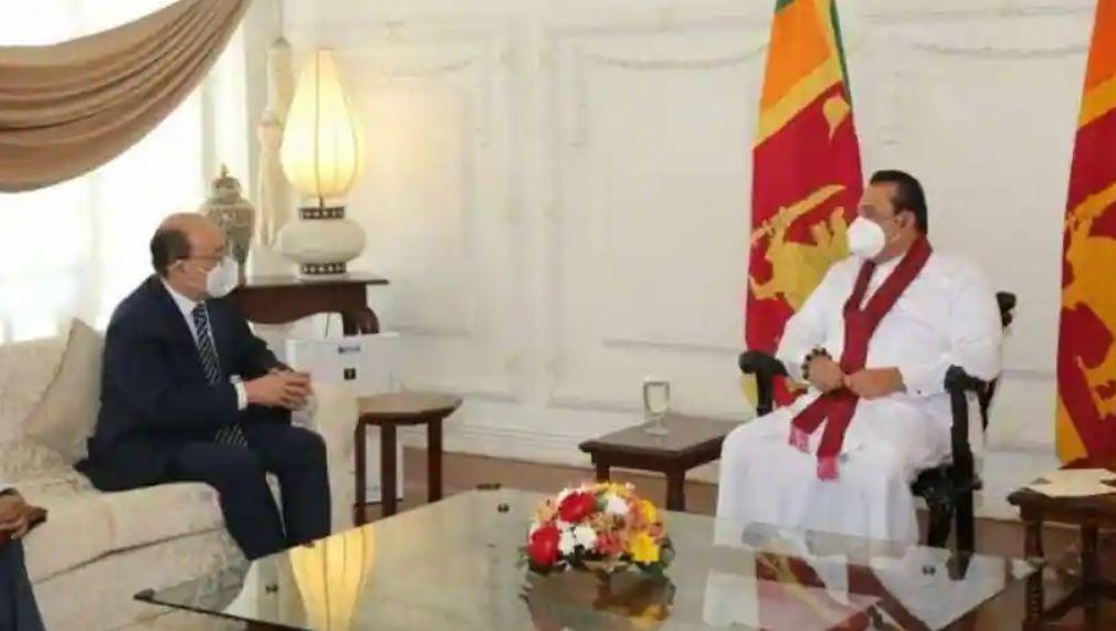 Infra projects, Buddha link, rights of Tamils dominate Shringla's Sri Lanka visit
