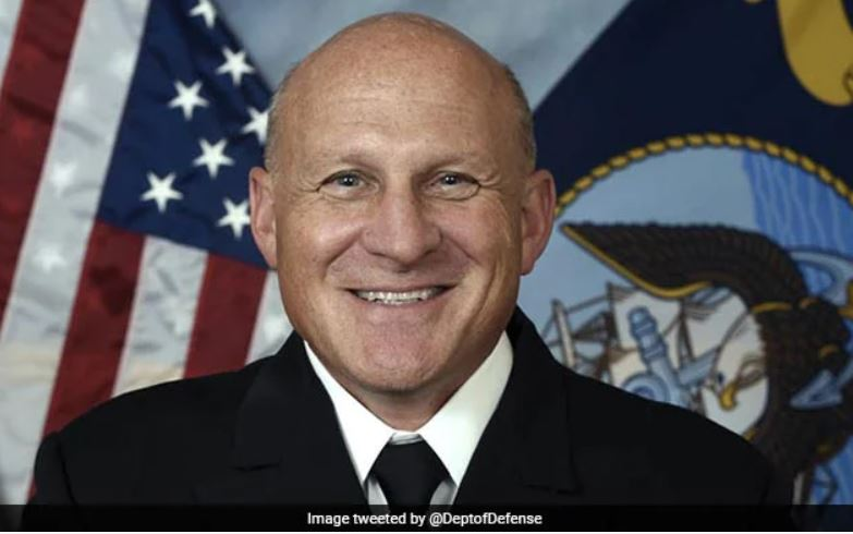 US Chief Of Naval Operations To Travel To India Next Week