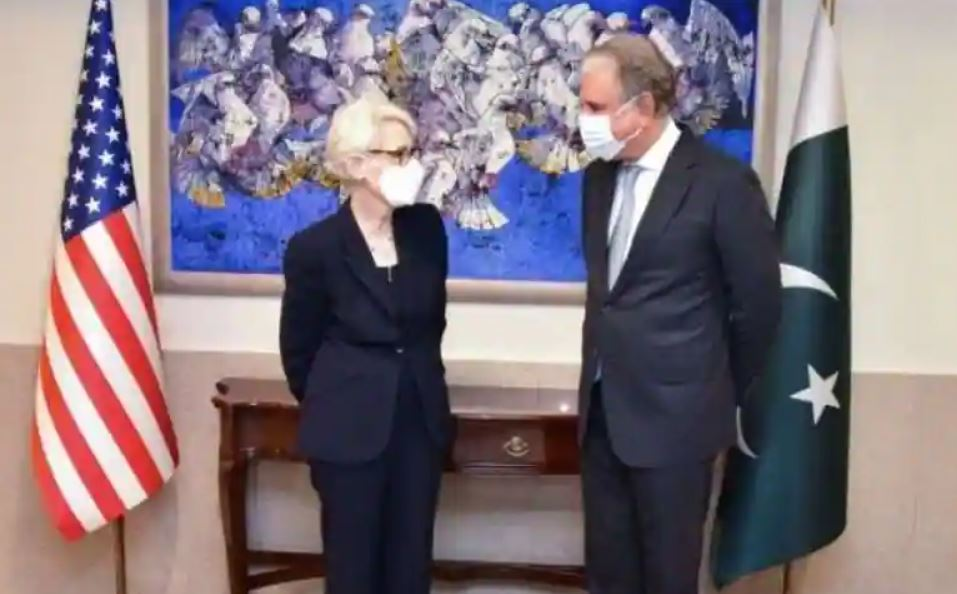 Talks with Pakistan on counterterrorism measures to continue, says US' Wendy Sherman
