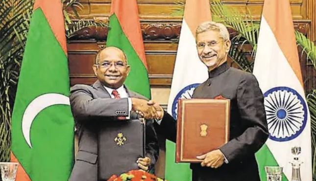 India resumes 2018 visa exemption agreement with Maldives